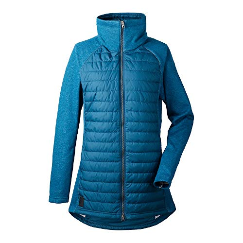Didriksons Liljan Women's Jacket Atlantic Blue - Winterjacke, Größe_Bekleidung_NR:38, Farbe:Atlantic Blue