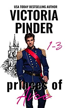 Princes of Avce Boxed Set by [Victoria Pinder]