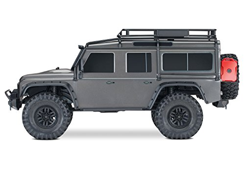 RC Auto kaufen Crawler Bild 4: Traxxas Landrover Defender Brushed RC Modellauto Elektro Crawler Allradantrieb (4WD) RTR 2,4 GHz*