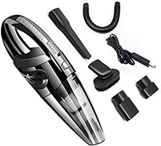 Portable Handheld Vacuum Cordless for car, Vacuum Cleaner Rechargeable Hand Vac,Lightweight Wet Dry Vacuum for Home Pet Ha...