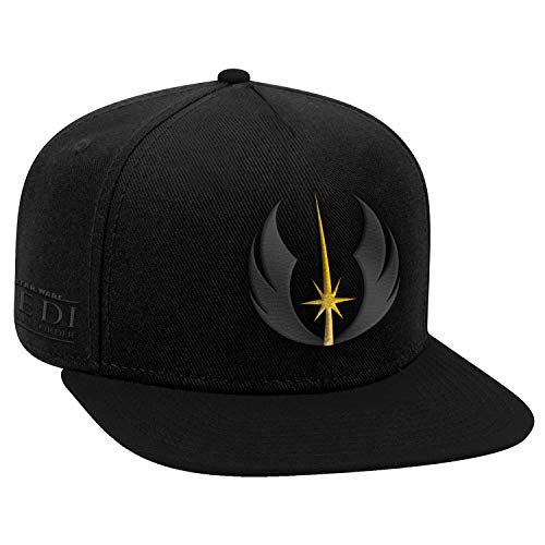 Controller Gear Officially Licensed Star Wars Jedi: Fallen Order - Gold and Black Jedi Hat