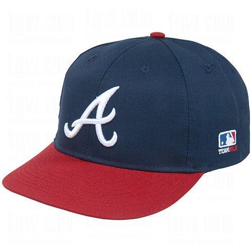 Outdoor Cap with Atlanta Braves Adult Adjustable Licensed Replica Hat