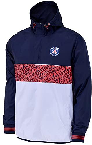 PARIS SAINT-GERMAIN Veste Coupe Vent PSG - Collection Officielle Taille L