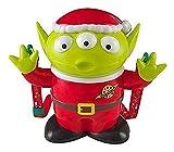 Disneyland Parks Exclusive 2018 Santa Alien Popcorn Bucket Christmas Holiday