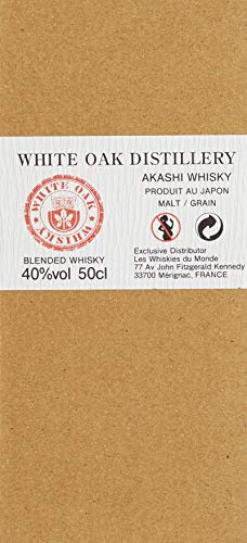 Akashi White Oak Whiskey - 6