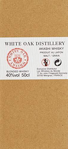 Akashi White Oak Whiskey (1 x 0.5 l) - 7