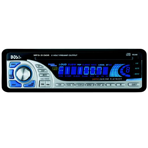 Boss RDS3130MP3 CD/MP3 Autoradio