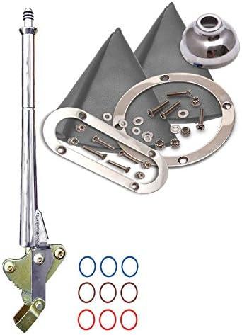 Popularity American Shifter 372072 Kit Lowest price challenge 4L60E Tri E Brake Cable 16