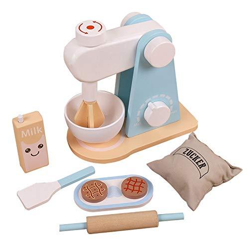 JTL Conjunto de Hornear para niños - Juguetes de Juego de Roles Pastel para la Cocina