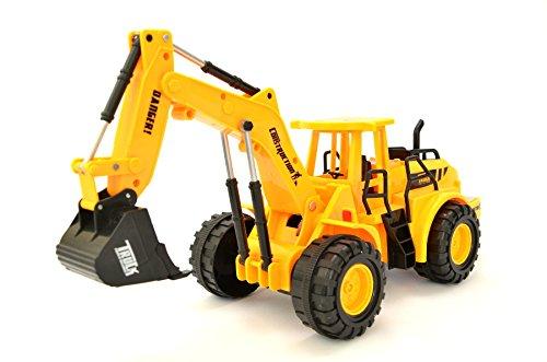 RC Baufahrzeug kaufen Baufahrzeug Bild 1: RC Baufahrzeug, Bagger, 3 Kanal, mit Akku