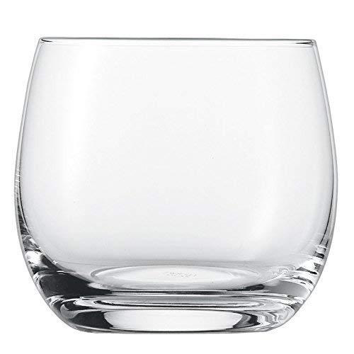 Schott Zwiesel BANQUET Glas-Kollection - Whiskyglas, 0.4 L, 6 Stück - elegant, nobel, für den täglichen Gebrauch