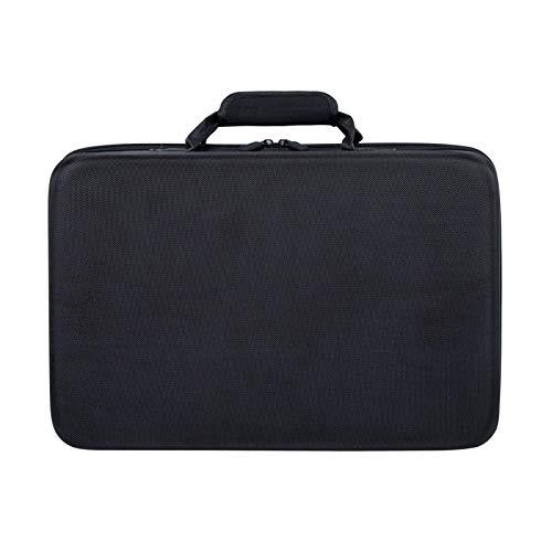 SHEDE Estuche De Transporte para Consola PS5 Organizador De Bolsa De Almacenamiento Impermeable Funda Protectora Resistente Carcasa Dura para Sus Consolas De Juegos Favoritas Accesorios Polite