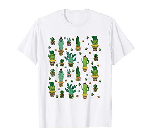 cactus Jardinero cactus plantas de recolección de cactus Camiseta