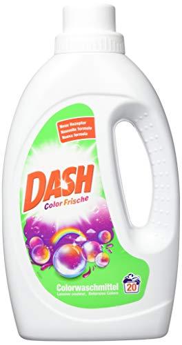 Dash Colorwaschmittel Flüssig Color Frische, 1.1l
