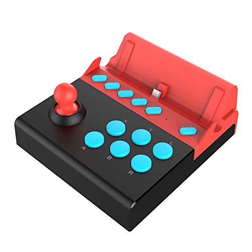 XINX Arcade Joystick para Accesorios Interruptor Solo Control Rocker Joypad Gamepad para...