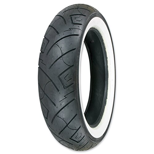 Shinko 777 Rear Tire - Whitewall (170/80-15 Reinforced)