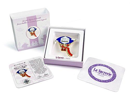 La Sucrerie - Paris Pin's de Collection - Logo FR3 Jeunesse Balthazar Le Mille-Pattes Edition Limitée