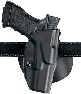 Safariland Beretta 92, 92F, 92FS, 92D 4.9-Inch Barrel 6378 ALS Concealment Paddle Holster (STX Black Finish)