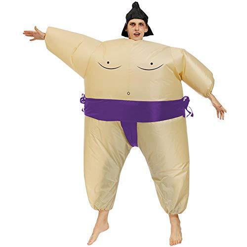 Airsuits Lottatore di Sumo gonfiabile Costume Vestito