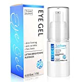 Best Skin Firming Eye Gel for Anti-wrinkles, Fine Lines, Dark Circles, Puffiness, Eye Bags (15g)