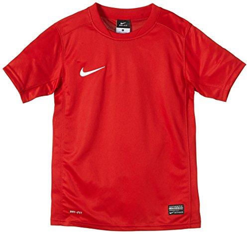 Nike Jungen Fußballtrikot Park V, University Red/White, XL