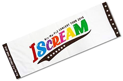 Kis-My-Ft2 キスマイ CONCERT TOUR I SCREAM 公式グッズ タオル