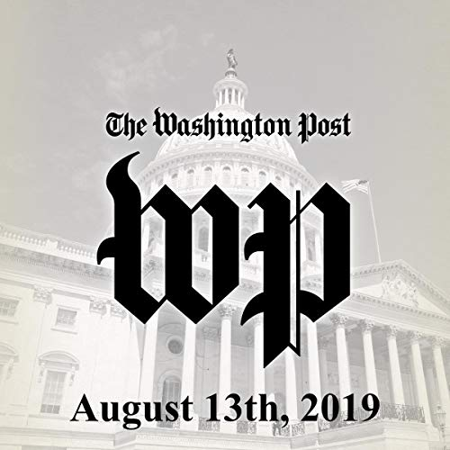 August 13, 2019 cover art