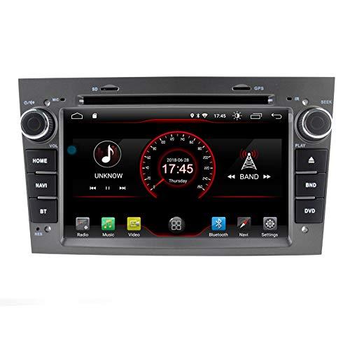 Witson® WinCE 6,0 headunit 17,78, 78 Lettore DVD da auto con stereo sistema di navigazione GPS per Opel/Vauxhall Corsa (2006-2011)/Vectra (2005-2008)/ANTARA (2006-2011)/Meriva (2006-2008)/Astra (2004-2009)/Vivaro (2006-2010)/Zafira (2005-2010) USB/SD/Bluetooth/FM/AM radio