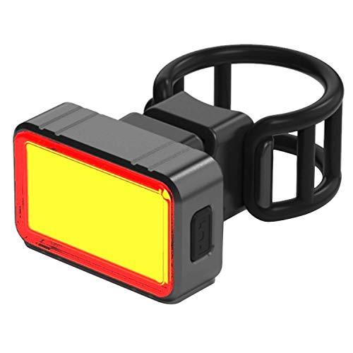 PYROJEWEL Bicicleta de Frenos Inteligente luz Trasera LED de la mazorca de Freno Que detecta la luz Trasera Linterna de Ciclo for la Bicicleta Accesorios USB Recargable Accesorios