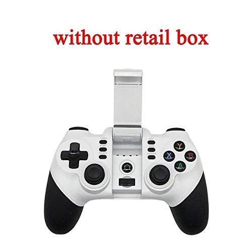 NHSCDZ Gamepad,Joystick per Gamepad Controller Wireless Bluetooth 2.4G per Console di Gioco PS3 per...