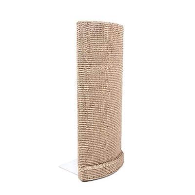 Sofa-Scratcher' Cat Scratching Post & Couch-Corner / Furniture Protector (Beige)