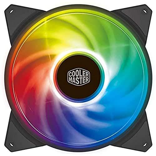 Cooler Master Master Fan mf140r argb,Ventilador de Caja, 140mm, R4-140R de 15pc de R1