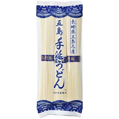 浜崎製麺所 五島名産 五島手延うどん 青袋 300g