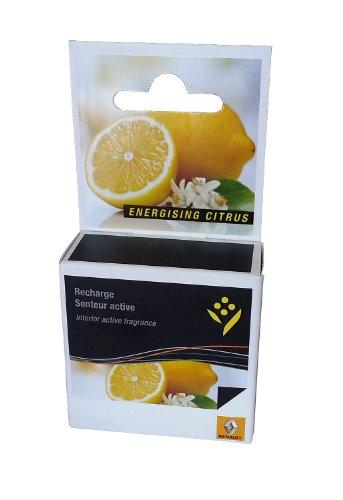 Recharge pour diffuseur de parfum de grille de ventilation et de diffuseur intégré en usine sur Renault Zoe, Latitude, Koleos