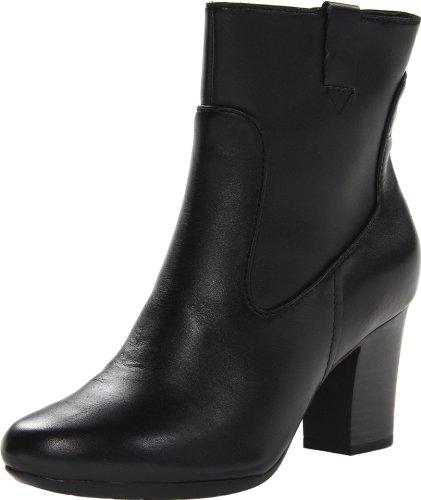 Big Sale Best Cheap Deals Clarks Women's Stroll Vine Boot,Black Leather,9.5 B US