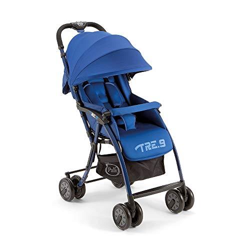 Pali 3500035CCO Tre.9 Passeggino Leggero Blu
