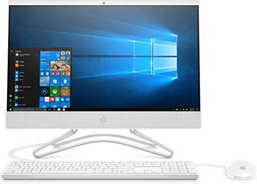 HP 22 -c0037ns 54,6 cm (21.5') 1920 x 1080 Pixeles 2,3 GHz AMD A A4-9125 Blanco PC Todo en uno -