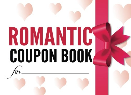 Romantic Coupon Book Vouchers: Coupons for Couples