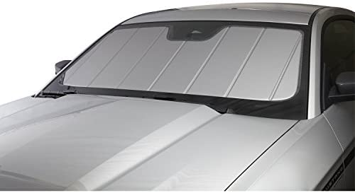 Covercraft UVS100 Custom Sunscreen | UV11150SV | Compatible with Select Dodge Ram 2500/3500 Models, Silver