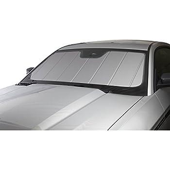 Covercraft UVS100 Custom Sunscreen | UV11323SV | Compatible with Select Toyota Tundra Models Silver