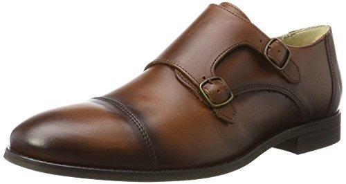 Shoe The Bear Herren Monk L Klassische Stiefel, Braun (130 Brown), 42 EU