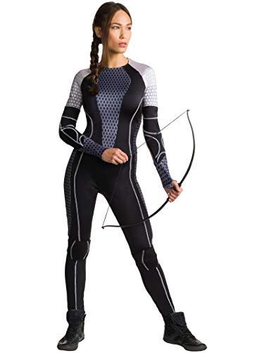 Rubies Offizielles Katniss The Hunger Games Kostüm für Erwachsene –Größe: Small