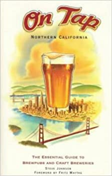 On Tap Northern California 0811810666 Book Cover