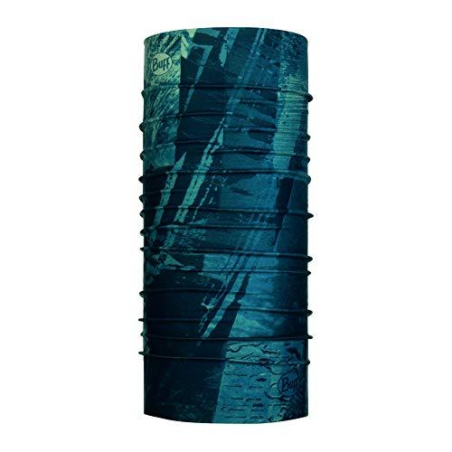 Buff Rinmann Tour de Cou Protection Solaire Mixte Adulte, Seaport Blue, FR Fabricant : Taille Unique