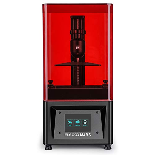 ELEGOO Mars UV Photocuring LCD 3D Printer with 3.5