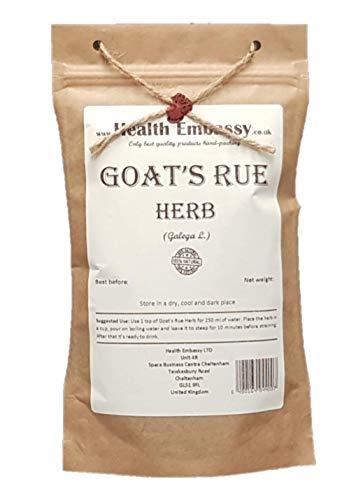 Goat's Rue Herb (Galega L. - Galega Officinalis Herba) Health Embassy - 100% Natural (50g)