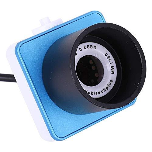 """Ocular electrónico para astrofotografía Telescopio de 1.25 """"Cámara ocular electrónica digital Transmisión de datos en tiempo real de alta resolución Ocular electrónico, para astrofotografía Puerto USB"""