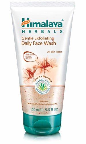 Himalaya Herbals, Limpiador Facial Exfoliante, 150 ml