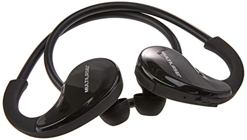 Fone de Ouvido Arco Sport, Multilaser, Bluetooth, Preto, PH181