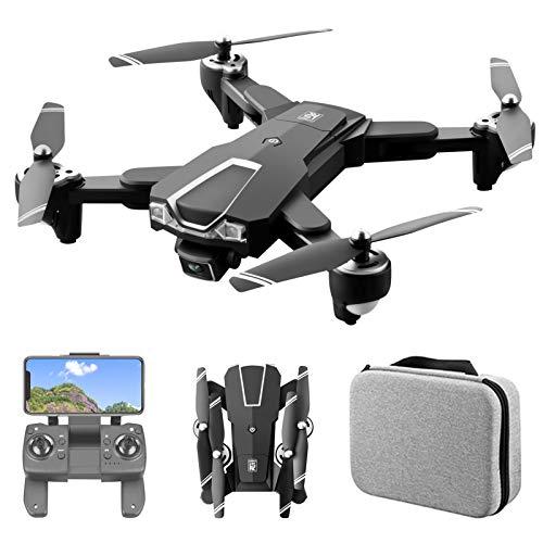 GoolRC RC Drone LS-25 con Cámara 6K Drone Dual Camera con ESC 5G WiFi FPV GPS Una Tecla Retorno Gesto Foto Vídeo Flujo óptico Posicionamiento Seguimiento de Vuelo Seguimiento Inteligente Quadcopter